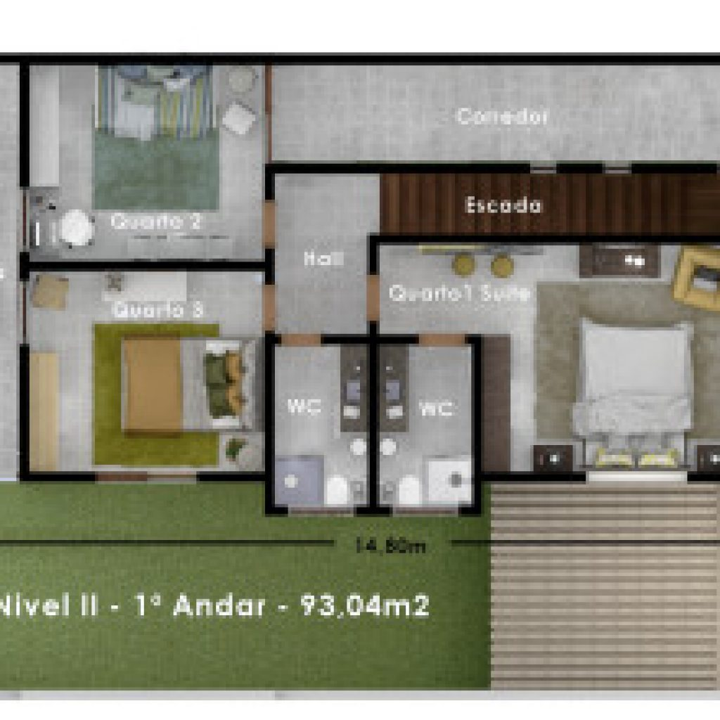 Excelente Duplex