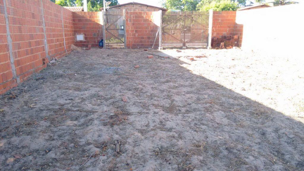 Terreno situado na Brisa da Vitória – Fortim – Ceará,